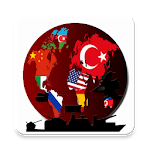 Global War Simulation WW2 Strategy War Game icon