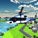 Helicopter Rescue Mission icon