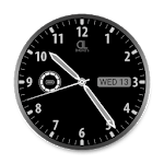 Diland's classic watch face icon
