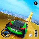 Mega Ramp Car Racer Stunt icon