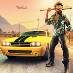 Grand City Gangster Story - Crime Car Drive for pc logo