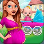 Mommy & Newborn Baby Nursery- Virtual Babysitter for pc logo