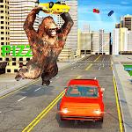 Gorilla Robot Rampage icon