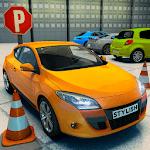 Classic Car Parking Crazy Drive Test icon