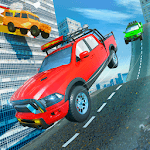 Rooftop Stunts SUV Racing icon