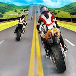 Heavy Bike Racing Highway Rider Moto Race icon