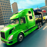 Trailer Transport Car Truck Driver for pc logo
