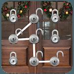 Door Pattern Lock screen icon