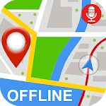 Offline Maps Navigation & GPS Directions icon