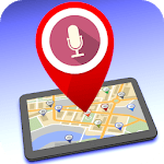 GPS Navigation Tracker plus Voice Directions for pc logo