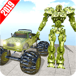 US Army Robot Monster Truck War icon
