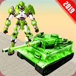 Grand Robot Tank Transform War 2019 icon