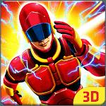 Grand Light Speed Robot : Superhero Fight for pc logo