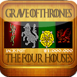 Grave of Thrones - The Four Houses Slots icon