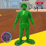 Green Army Men Toy Strike War icon