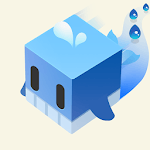 Cut.io : Keep the tail for pc logo