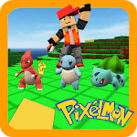 Pixelmon go craft story build: icon