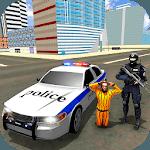 US City Police Car Prisoners Transport for pc logo