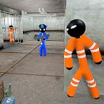 Prison Stickman Escape Jail Survival icon