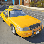 Taxi Sim 2019 icon