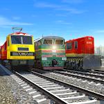 Train Driving School icon