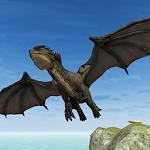 Flying Fury Dragon Simulator for pc logo