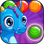Dragon Pop: Bubble Shooter for pc logo