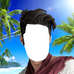Hairstyle Changer For Men icon