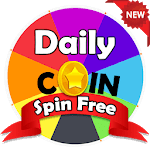 Free Coins Spin Links Daily - Haktuts icon