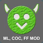 Happy Mod App Free  ML & COC Latest icon