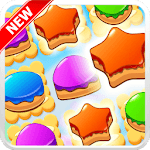 Cookie Crunch - Match 3 Game 2018 icon