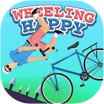 happy ride wheels game for pc logo