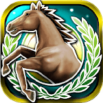 Champion Horse Racing for pc logo