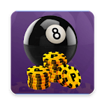 Pool Instant Rewards - Free coins icon