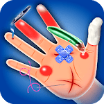 Hand patients Surgeons - Crazy Hospital Doctor icon
