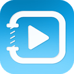 HD Video Convert to MP4, MP3 & Video Compressor icon