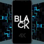 Black Wallpapers - 4K Dark & AMOLED Backgrounds for pc logo