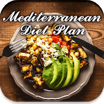 Mediterranean Diet Meal Plan for pc logo