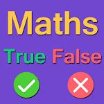 Kids True False - Math icon