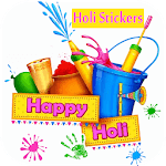 Holi Stickers For Whatsapp - WAStickers icon