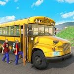 School Bus Offroad Driver Simulator icon