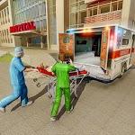 911 Rescue Ambulance Simulator icon