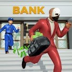 Bank Robbery Crime Thief icon