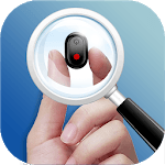 Hidden Device Detector - camera and microphone icon