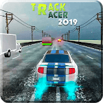 Track Racer - Highway Traffic Burnout Free 3D 2019 icon