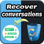 Recover chatting: MSG&SMS icon