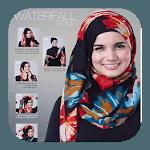 Hijab Tutorial Pashmina icon