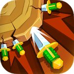 Knife Clash - Knife Game to Hit 2019 icon