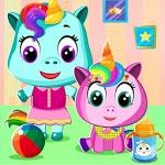 Unicorn Baby Care Mom Nursery icon