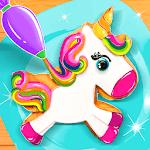 Unicorn Cookie Baker Kitchen icon